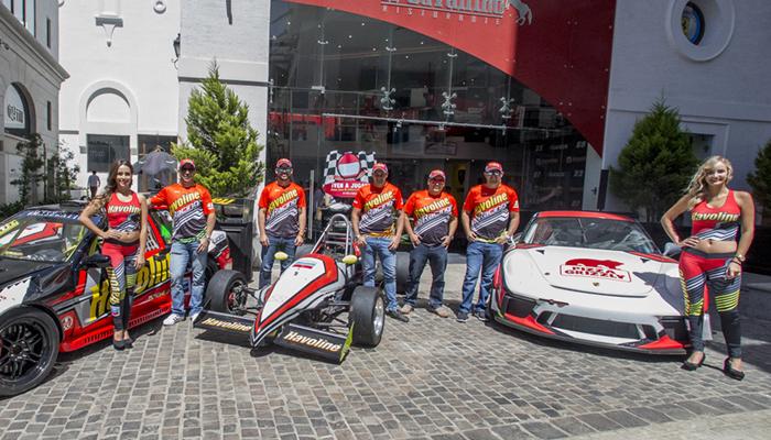 Calendario Autodromo Pedro Cofino 2019.Havoline Racing Team Presenta Su Equipo Para La Temporada