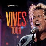 Carlos Vives tour en Guatemala