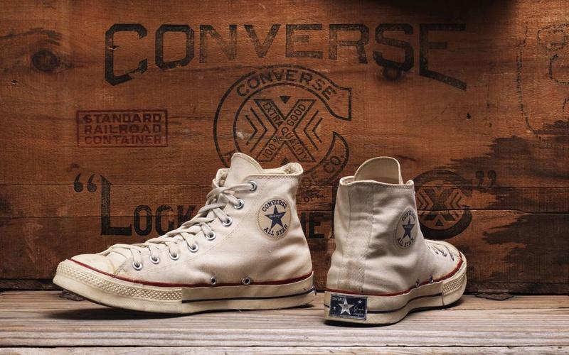 zapatillas converse all star historia